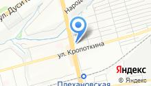 101РУ на карте