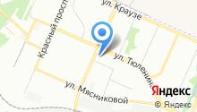 ADA-M на карте