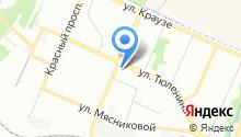 ОНЛАЙН ЮРИСТ на карте