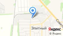Сибирь-МАЗ-Сервис, ЗАО на карте