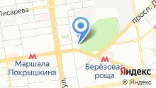 Сибирь-Контакт на карте