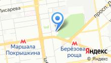 AvRorA на карте