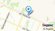6-й район на карте