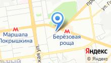 СКЛЮКС на карте