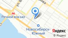 Оценочная компания на карте
