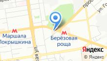 СДЭК на карте
