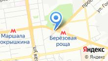 Золотая Середина на карте