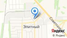 ЭКОКРАФТНСК на карте