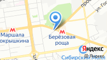 Кристи на карте