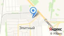 Сибирь-мехатроника на карте