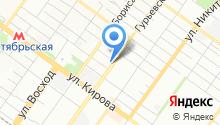 #БизнесДиез на карте