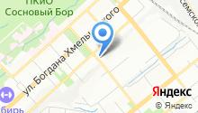 Мастер-С на карте