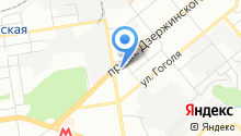 54RUS на карте