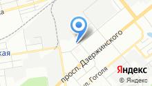 Сибирский научно-исследовательский и испытательный центр медицинской техники на карте