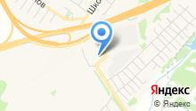Азалис-Строй на карте