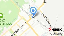 2-й межрайонный экзаменационный отдел ГИБДД на карте