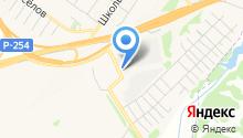 Усть-Кутский погонаж на карте