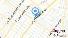 Wolf Street на карте