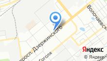 BAVARIA на карте