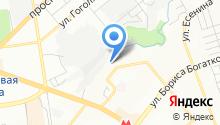 AutoBlesk на карте