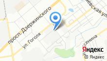 1 отряд ФПС по Новосибирской области на карте