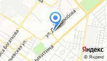 ATLET NSK на карте