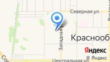 Перфектус на карте