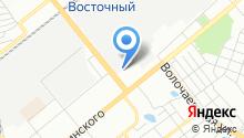 Автоартель на карте