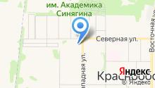 Компания услуг спецавтотехники на карте