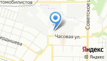 AUTOСамурай на карте