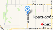 Медигаз на карте