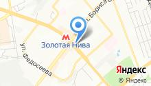 Beauty studio ProNails на карте