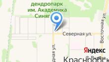 ГК Авангард на карте
