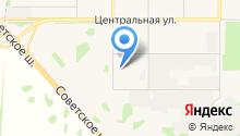 РегионТранс-54 на карте