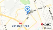 999 НСК на карте