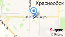 Шин-trek на карте