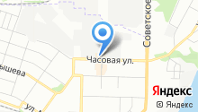 AutoGid на карте