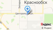 Ассоциация крестьянских хозяйств и сельскохозяйственных кооперативов Новосибирской области на карте