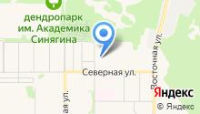 Выездная фотостудия Екатерины Сагалаевой на карте