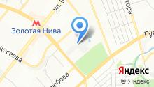 СТО на ул. Кошурникова на карте