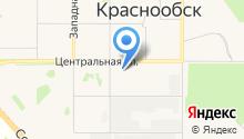 Мед-сервис на карте