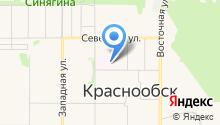Новосибирская центральная районная больница на карте