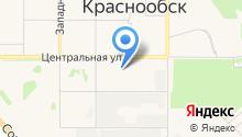 ПНР на карте