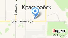 Компания по ремонту холодильников на дому на карте