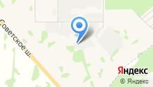 Автовез на карте