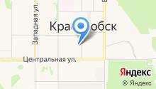 Новосибирский отдел вневедомственной охраны на карте