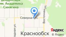 ИМИ на карте
