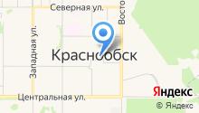 Краснообск-недвижимость на карте