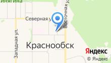 B & K на карте