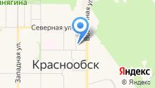 Краснообск-110, ТСН на карте